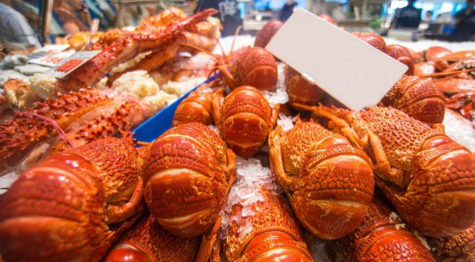 オーストラリア ライフスタイル&ビジネス研究所:シドニー・フィッシュ・マーケット、クリスマスにシーフードの習慣で10万人の人出