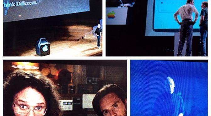 スティーブ・ジョブズがAppleで直面した現実と確信していた未来:映画『スティーブ・ジョブズ』鑑賞記