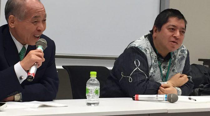 鈴木宗男、佐藤優両先生登壇の勉強会で、喫緊の国際情勢に、これからの展望に・・ さまざま考えさせられてきた:「東京大地塾」参加記 ⑫