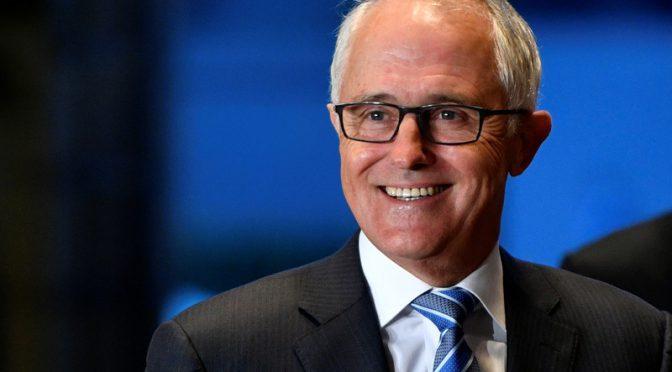 オーストラリア ライフスタイル&ビジネス研究所: ターンブル首相訪米に多数の政財界のトップ随行