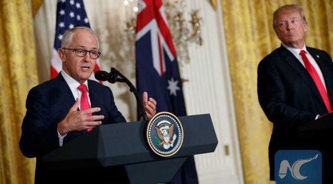オーストラリア ライフスタイル&ビジネス研究所:ターンブル首相、訪米の成果に言及