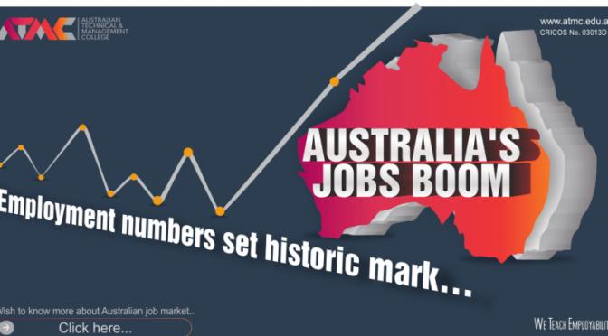 オーストラリア ライフスタイル&ビジネス研究所:雇用ブームから、17年第4四半期の賃金及び給与が過去最高に