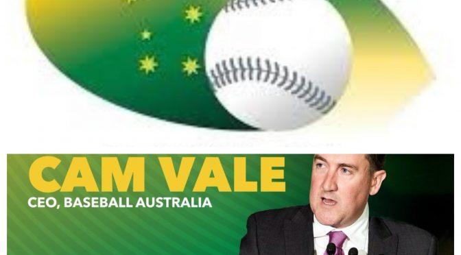 オーストラリア ライフスタイル&ビジネス研究所:オーストラリア野球連盟CEOの野望 ①
