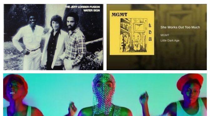 J-WAVEな日々に魅了された曲紹介 PART 33 〜 Jeff Lorber Fusion, Janelle Monae & MGMT