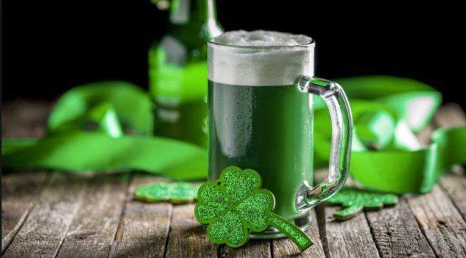 オーストラリア ライフスタイル&ビジネス研究所:聖パトリックデー 緑とビールで祝う