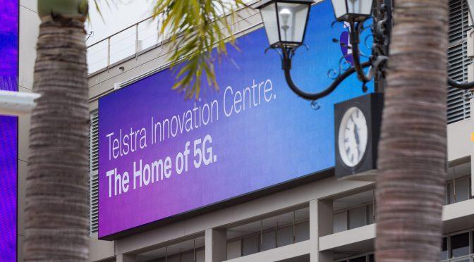 オーストラリア ライフスタイル&ビジネス研究所:テルストラ、5Gの無線LANを試験導入