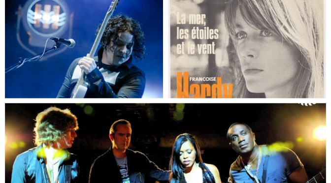 J-WAVEな日々に魅了された曲紹介 PART 37 〜 THE BRAND NEW HEAVIES, JACK WHITE & Françoise Hardy