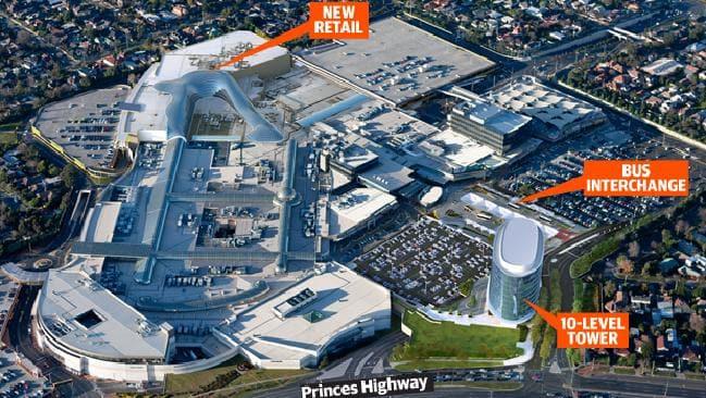 オーストラリア ライフスタイル&ビジネス研究所:チャドストーン・ショッピングセンター、世界5位内に入る売上を記録
