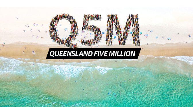 オーストラリア ライフスタイル&ビジネス研究所:クイーンズランド州の人口、予想より4年早く500万人突破