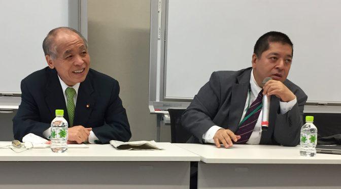 鈴木宗男、佐藤優両先生登壇の勉強会で、朝鮮半島情勢にイラン情勢の見極めに・・ さまざま考えさせられてきた:「東京大地塾」参加記 ⑯