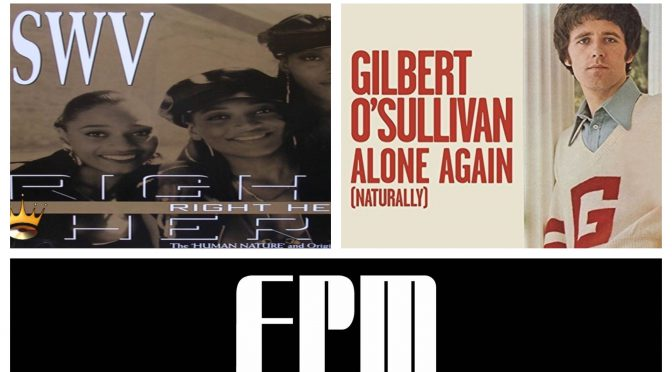 J-WAVEな日々に魅了された曲紹介 PART 43 〜 Fantastic Plastic Machine, SWV & Gilbert O'Sullivan