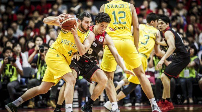 オーストラリア ライフスタイル&ビジネス研究所:BOOMERS(バスケットボール代表)、日本代表に不覚を取る