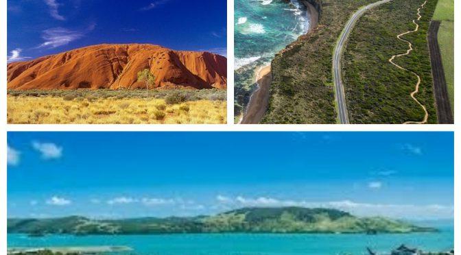 オーストラリア ライフスタイル&ビジネス研究所:オーストラリアのSNS映えスポットランキング Part 1