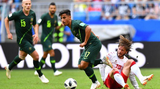 オーストラリア ライフスタイル&ビジネス研究所:Socceroos、デンマークと引き分けて最終戦に望みを託す(2018 FIFAワールドカップ)