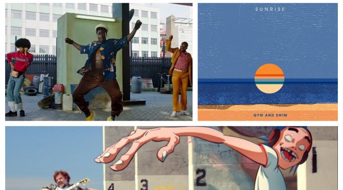 J-WAVEな日々に魅了された曲紹介 PART 49 〜 Gorillaz, Chaka Khan & Gym and Swim