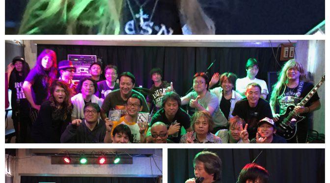 John Sykesっていいね!倶楽部主催 John Sykes Fan Convention 〜 Chapter 6 〜 で、熱く楽しい時間を過ごしてきた