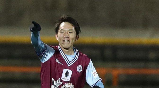 オーストラリア ライフスタイル & ビジネス研究所:関谷祐選手 FFAカップ 2得点で番狂わせの主役に