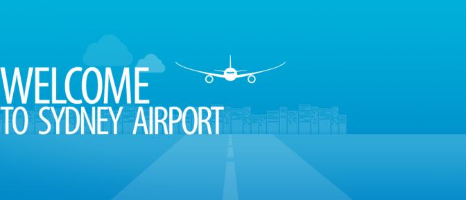 オーストラリア ライフスタイル & ビジネス研究所:シドニー空港利用者、大幅増の見通し