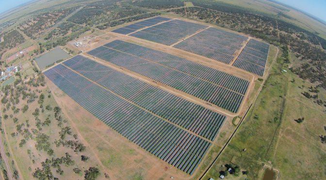 オーストラリア ライフスタイル & ビジネス研究所:再生可能エネルギー 25.6%で過去最高に