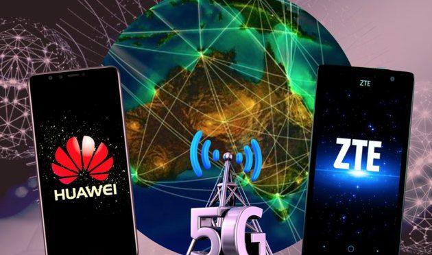 オーストラリア ライフスタイル & ビジネス研究所:連邦政府、HUAWEIの5G参入を禁止