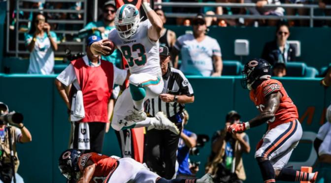 シカゴ・ベアーズ、大味なゲームでトドメを刺せず、無念のシーズン2敗目:NFL 2018シーズン 第6週