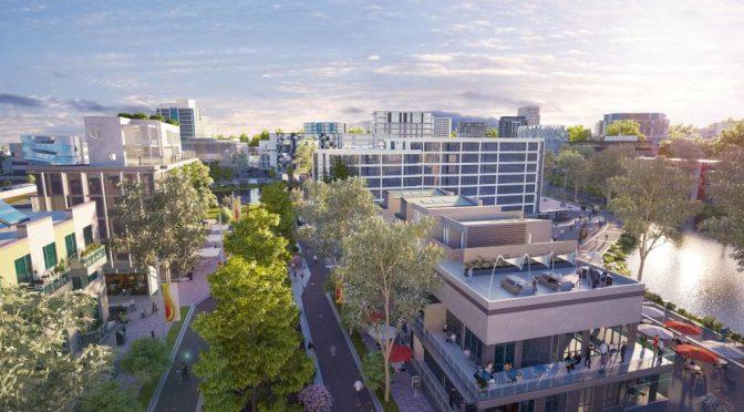 オーストラリア ライフスタイル & ビジネス研究所:三菱重工業、西シドニー地域の環境調和型インフラ提案の覚書を締結