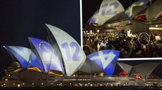 オーストラリア ライフスタイル & ビジネス研究所:オペラハウス、競馬広告強行の結論。