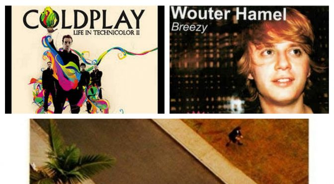 J-WAVEな日々に魅了された曲紹介 PART 60 〜 COLDPLAY, Wouter Hamel & Th Sea and Cake