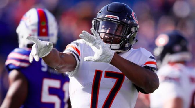 シカゴ・ベアーズ、ゲームの主導権を支配し連勝で5勝3敗:NFL 2018シーズン 第9週