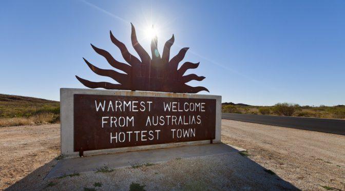オーストラリア ライフスタイル & ビジネス研究所:危険レベルの熱波、49.3度を記録