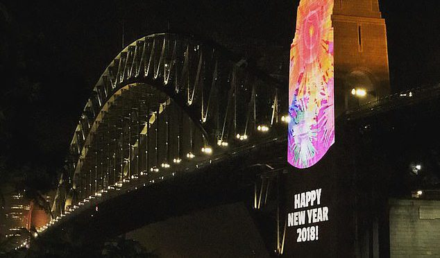 オーストラリア ライフスタイル & ビジネス研究所:シドニー大晦日花火大会での痛恨事・・
