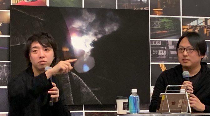 落合陽一「質量への憧憬」展   トークイベント「時代性と今、写真メディアで表現できること」参加記