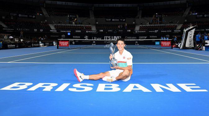 オーストラリア ライフスタイル & ビジネス研究所:錦織圭選手、ブリスベン国際 男子シングルスで優勝