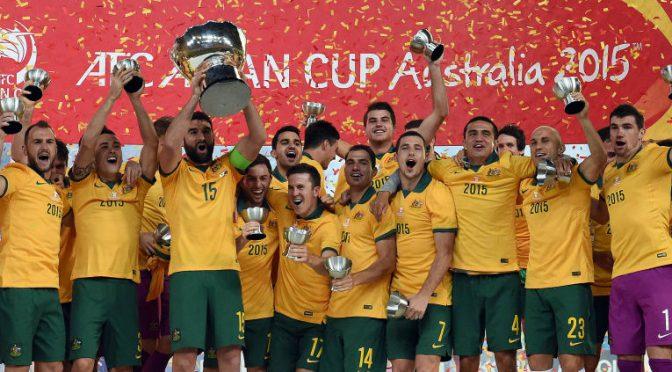 オーストラリア ライフスタイル & ビジネス研究所:強化途上の前回王者・オーストラリア(AFCアジアカップ)