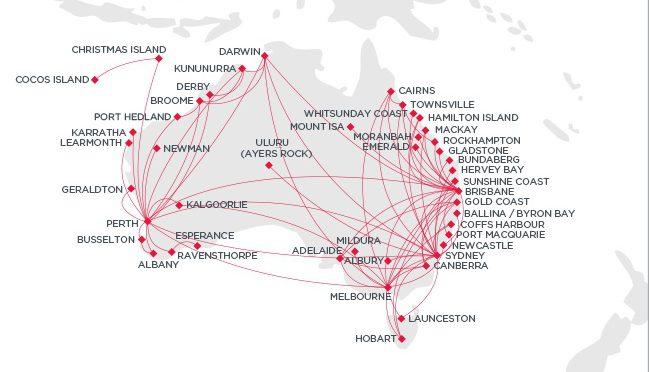 オーストラリア ライフスタイル & ビジネス研究所:国内線フライト不足、観光業の成長妨げ