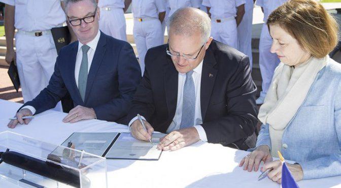 オーストラリア ライフスタイル & ビジネス研究所:次期潜水艦建造、フランス ナバル・グループと協定締結