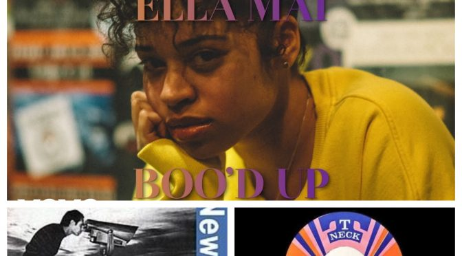 J-WAVEな日々に魅了された曲紹介 PART 67 〜 Ella Mai, The Isley Brothers &  Donald Fagen