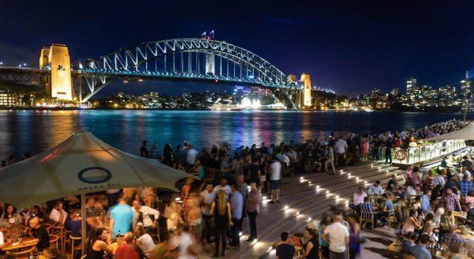 オーストラリア ライフスタイル & ビジネス研究所:シドニー、夜間経済規模で大幅な改善余地