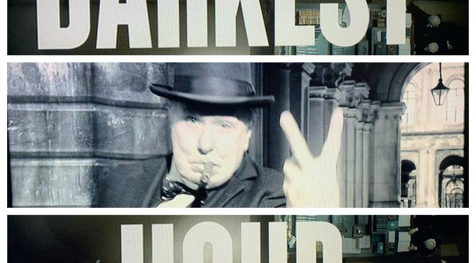 ゲイリー・オールドマン、辻一弘さんが蘇らせたウィンストン・チャーチル:DVD『ウィンストン・チャーチル/ヒトラーから世界を救った男』鑑賞記
