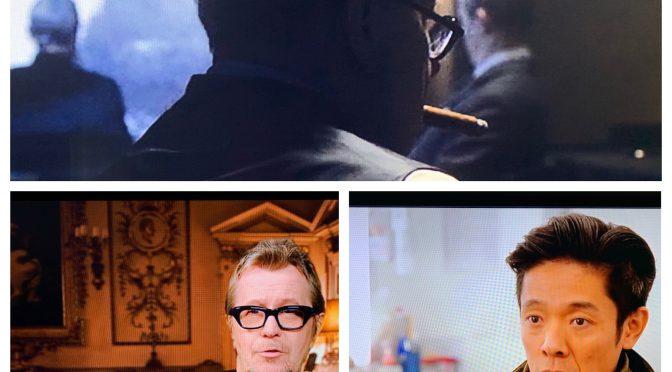 ゲイリー・オールドマン、辻一弘さんが蘇らせたウィンストン・チャーチル:DVD『ウィンストン・チャーチル/ヒトラーから世界を救った男』特典映像鑑賞記