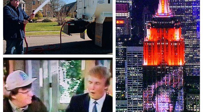 マイケル・ムーア監督が映し出したドナルド・トランプ大統領就任の影と問われるこれから:映画『華氏119』鑑賞記