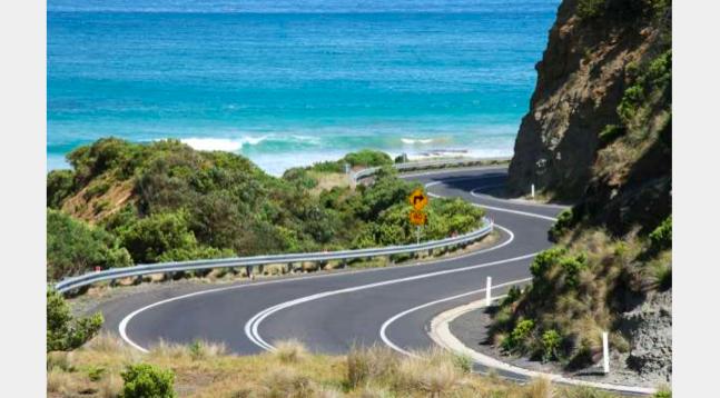 オーストラリア ライフスタイル&ビジネス研究所:インスタグラムで大人気、「世界のドライブコース」ベスト25(2位:グレート・オーシャン・ロード)