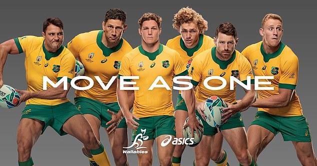 オーストラリア ライフスタイル&ビジネス研究所:ワラビーズ 、ワールドカップ2019日本大会用ジャージーを発表