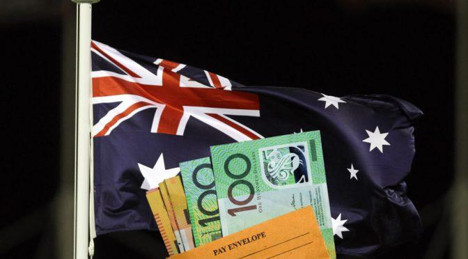 オーストラリア ライフスタイル&ビジネス研究所:第2四半期の賃金は依然低い伸び