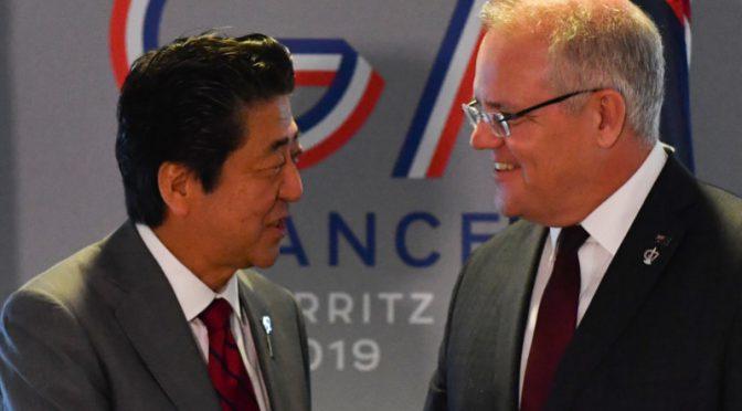 オーストラリア ライフスタイル&ビジネス研究所:島しょ国地域で日本との協力推進