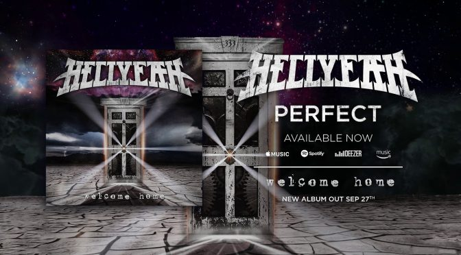 HELLYEAH「WELCOME HOME」収録の新曲 Perfect で見せた新境地