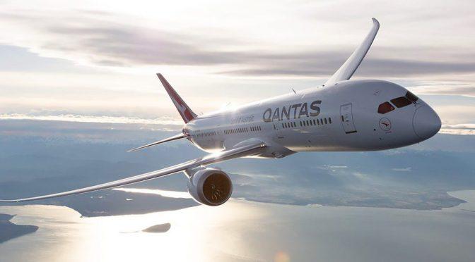 オーストラリア ライフスタイル&ビジネス研究所:カンタス航空、2019年6月期の売上高が過去最高