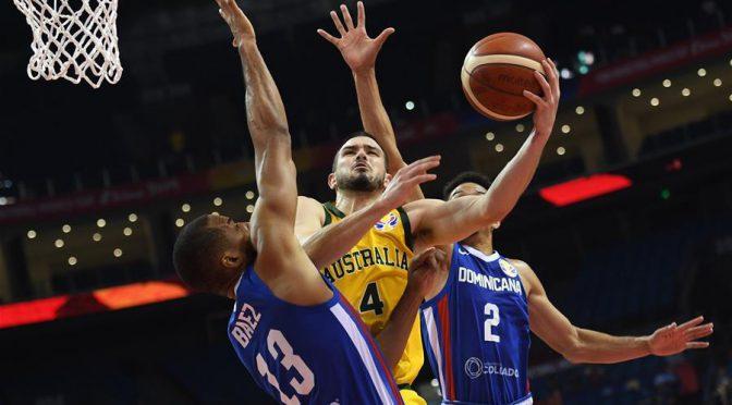 オーストラリア ライフスタイル&ビジネス研究所:BOOMERS、FIBA バスケットボール ワールドカップ 2019 でドミニカ代表を下し4連勝