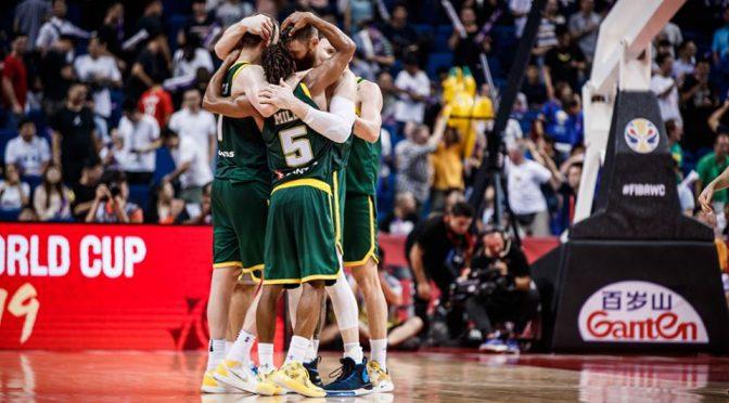 オーストラリア ライフスタイル&ビジネス研究所:BOOMERS、フランス代表との大接戦を制し、全勝で決勝トーナメントへ(FIBA バスケットボール ワールドカップ 2019)