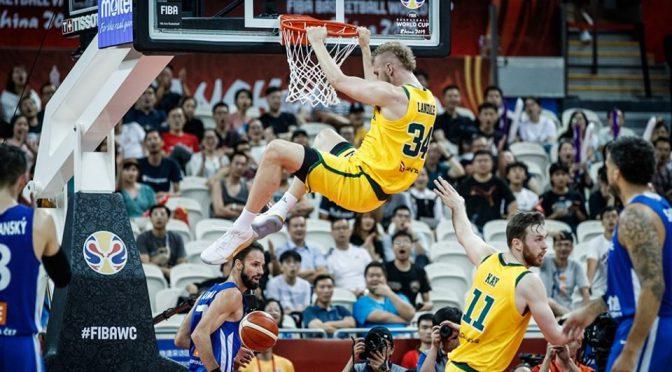 オーストラリア ライフスタイル&ビジネス研究所:BOOMERS、チェコ代表を退け初の4強進出(FIBA バスケットボール ワールドカップ 2019)
